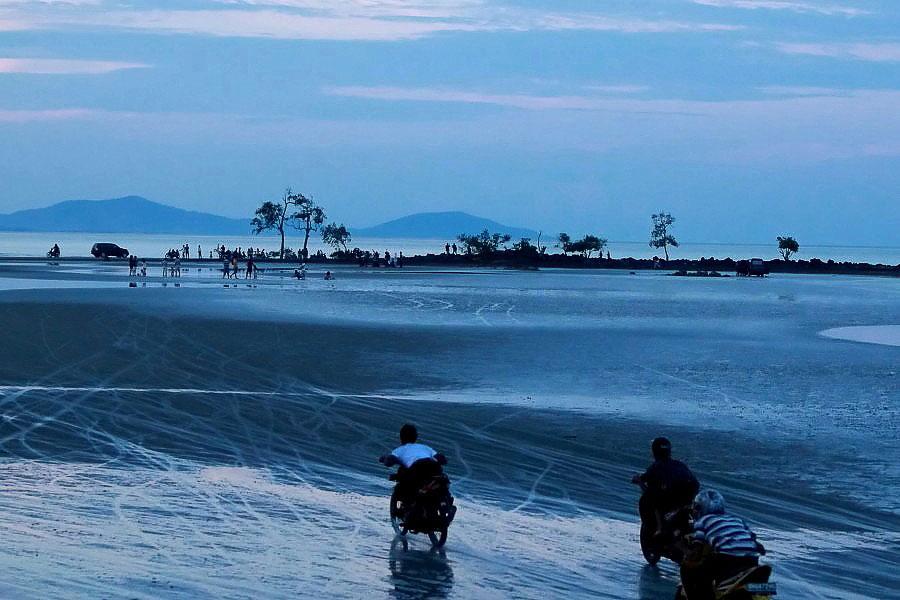 Pantai Pasir Padi | Rental Mobil Pangkalpinang