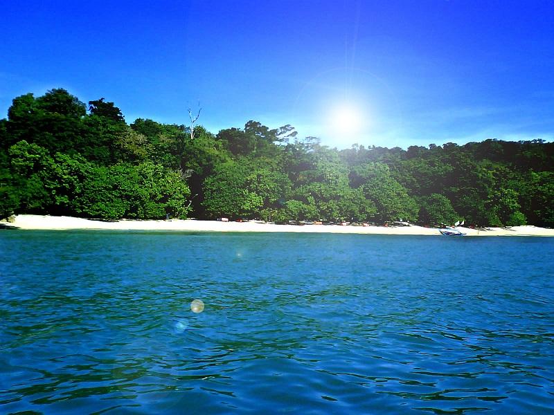Pulau putri Belinyu