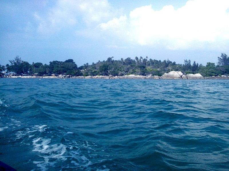 Pantai penyusuk, Belinyu