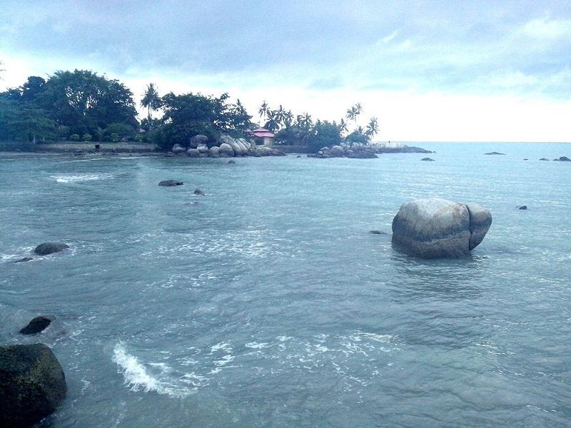 Pantai parai Indah