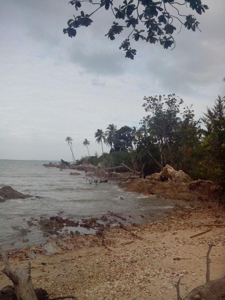 Pantai tanjung bunga bangka