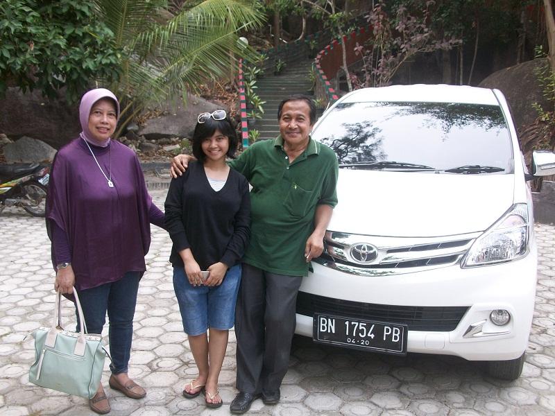 Foto Pelanggan Gama Rental