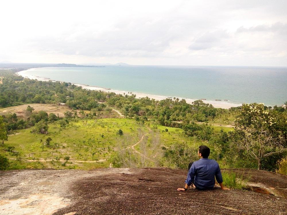 Wisata Bukit Matras