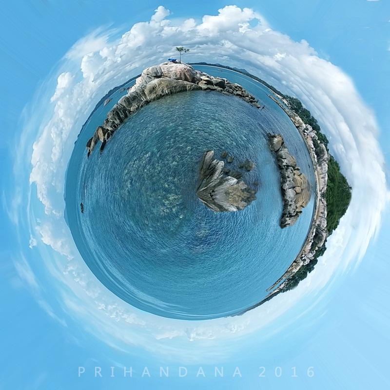 Pantai Turun Aban [Wisata Snorkling] Bangka